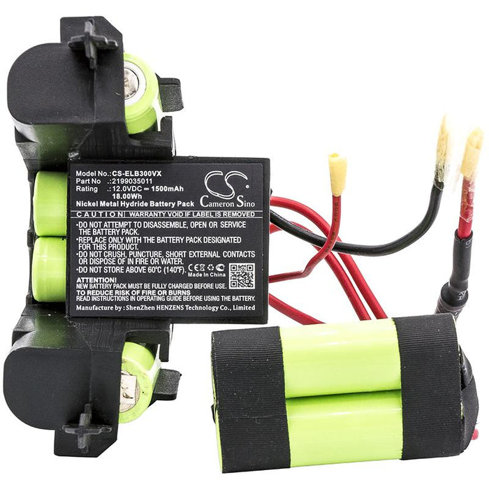 Electrolux 900273700 900273702 900273731 900273737 Replacement Battery-3