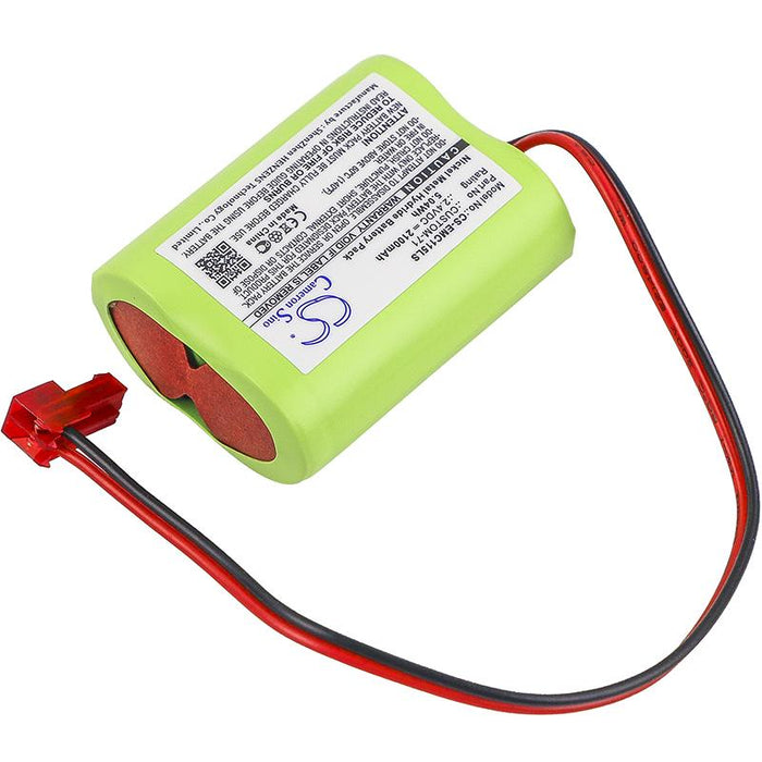 Interstate NIC1158 Replacement Battery-2