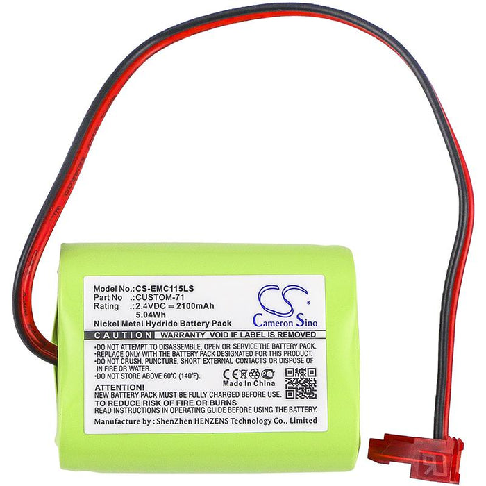 Interstate NIC1158 Replacement Battery-3