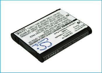 Nikon Coolpix S100 Coolpix S2500 Coolpix S2550 Coo Replacement Battery