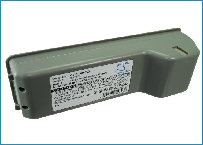 Shark SV800 SV800C SV800CH VX63 XBT800 XBT800W Replacement Battery