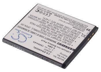 NTT DoCoMo SO-04D Replacement Battery-4
