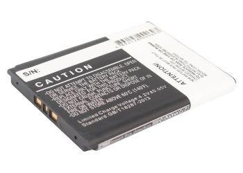 Sony Ericsson C702 C901 Greenheart C903 F305 G502  Replacement Battery-4