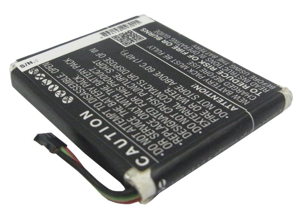 Sony Ericsson Xperia X5 Replacement Battery-4