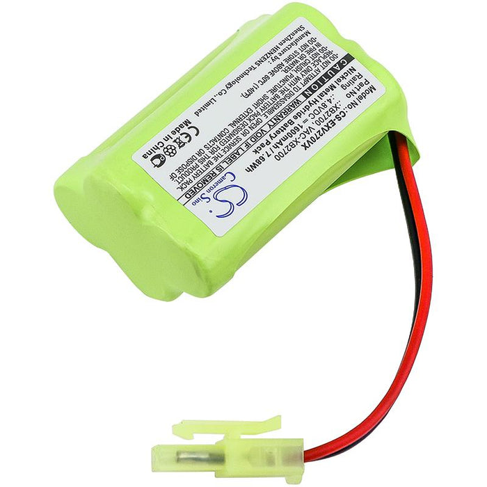 Euro Pro V2700Z XB2700 Replacement Battery-2