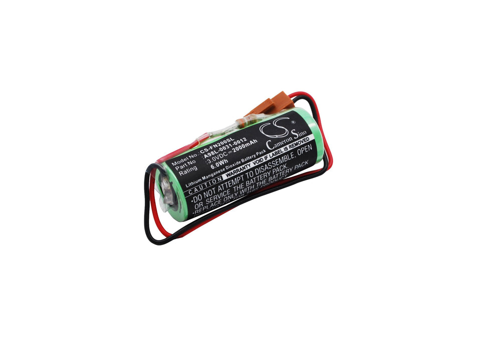 GE FANUC 0i-B FANUC 0i-D FANUC 0i-Mate-B FANUC 15- Replacement Battery