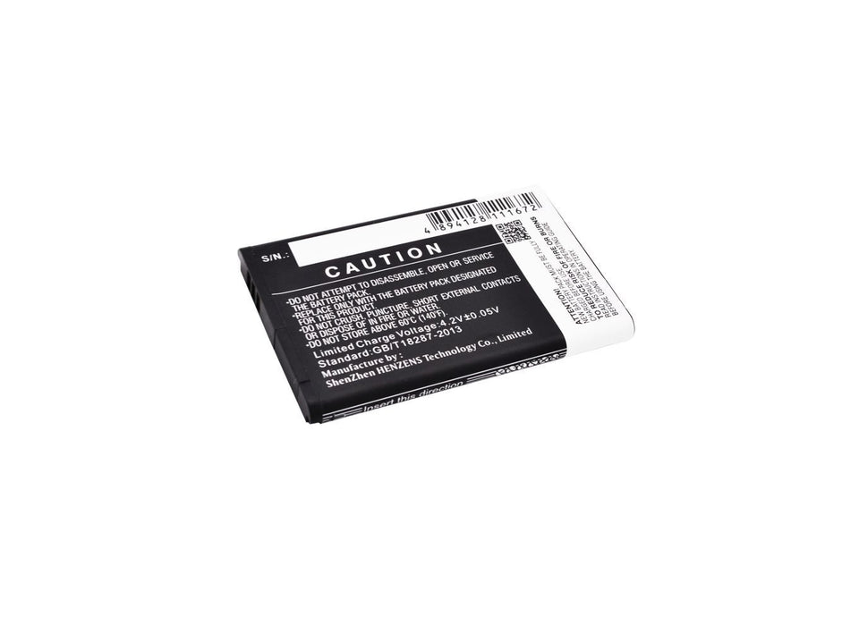 Fly TS110 Replacement Battery-4