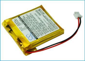 GE 2-5110 5-2682 Replacement Battery