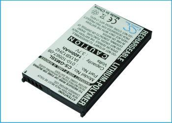 Garmin iQue M5 1400mAh Replacement Battery