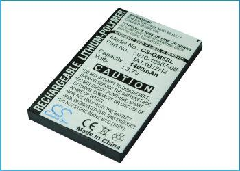 Garmin iQue M5 1400mAh Replacement Battery-2