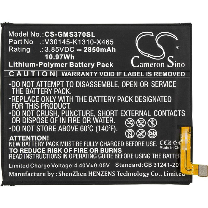 Gigaset GS370 Replacement Battery-3