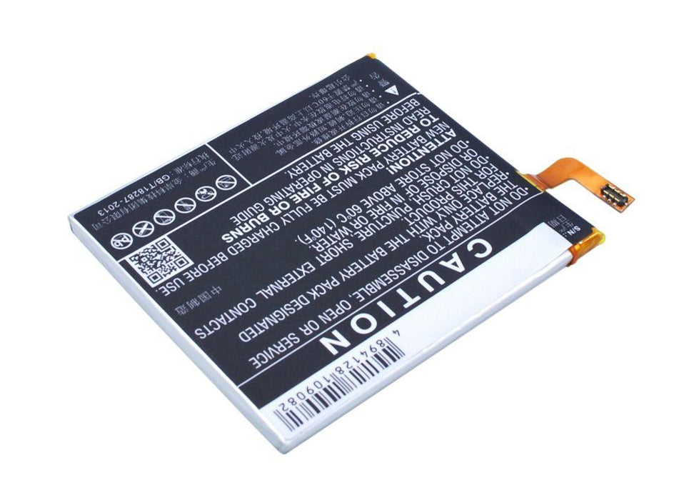 GIONEE Elife E7L Replacement Battery-4