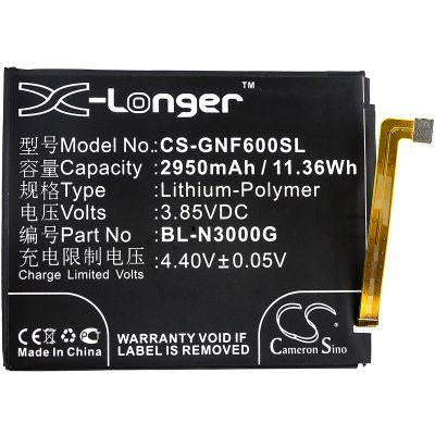 GIONEE F6 F6L Replacement Battery-3