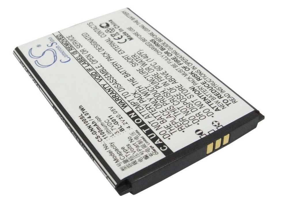 GIONEE GN100 GN100T Replacement Battery-2