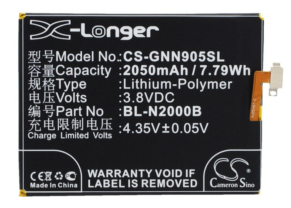 BLU D980L VIVO AIR Replacement Battery