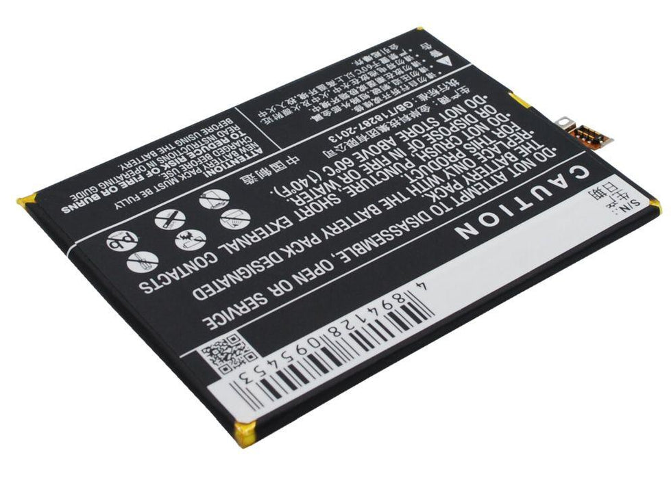 BLU D980L VIVO AIR Replacement Battery-4