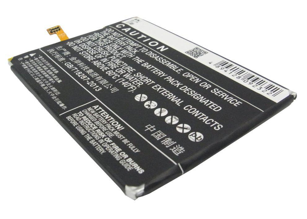 GIONEE X817 Replacement Battery-4