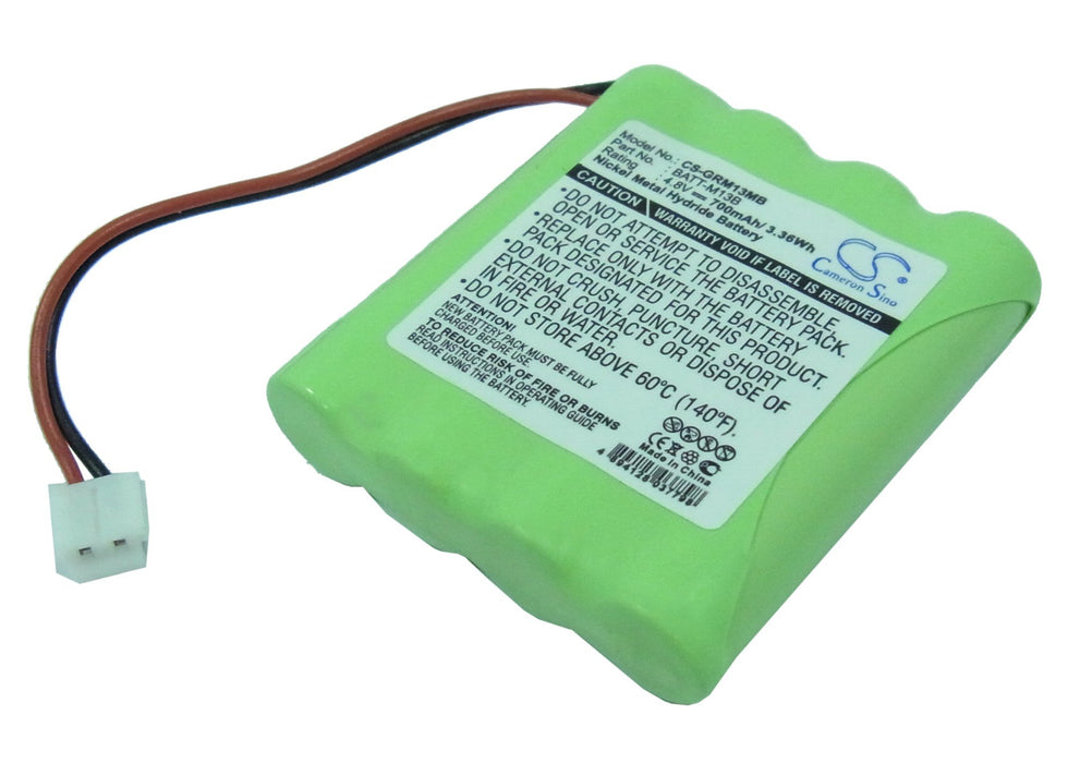 GRACO M M13B8720-000 Replacement Battery