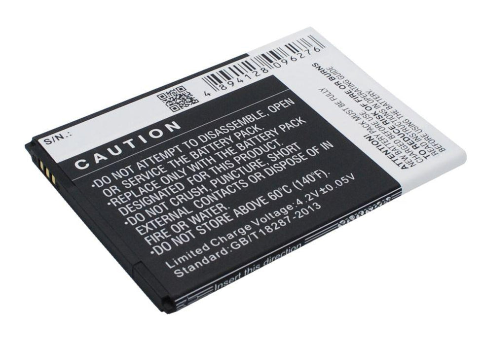 Gsmart Mika M2 Replacement Battery-4
