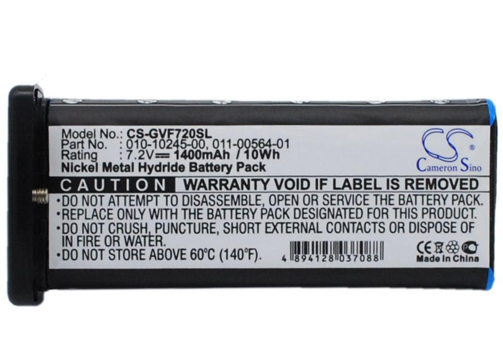 Garmin VHF 720 VHF 725 VHF 725e Replacement Battery