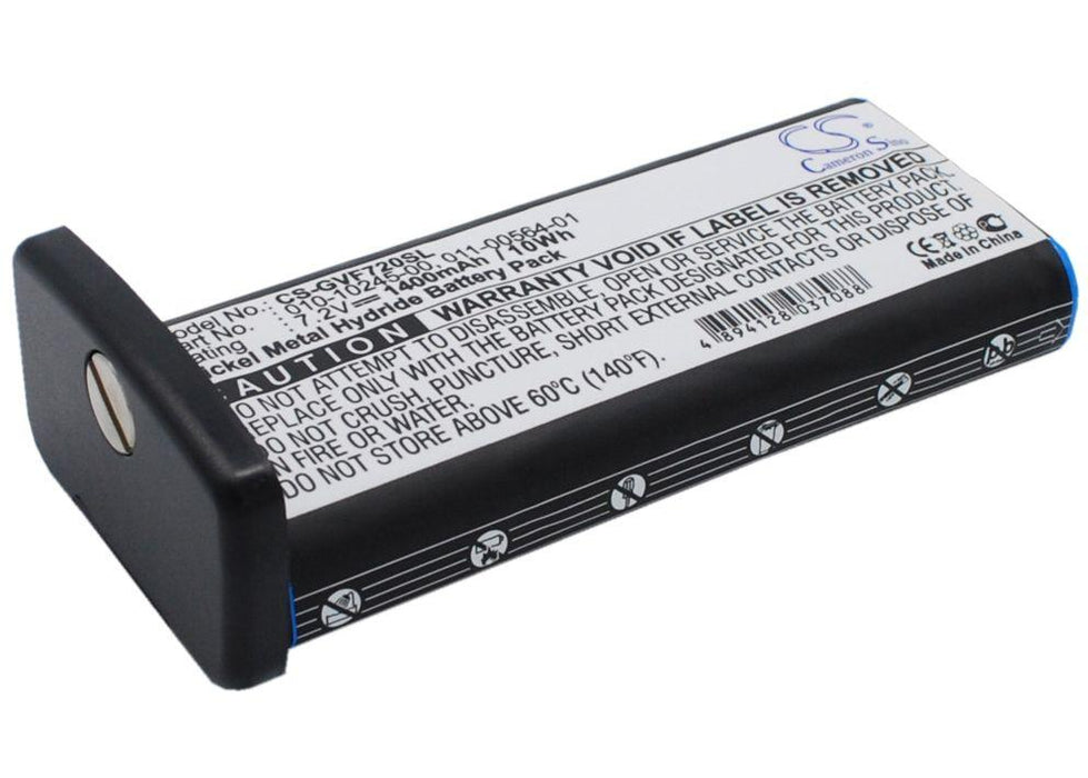 Garmin VHF 720 VHF 725 VHF 725e Replacement Battery-2