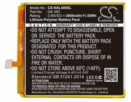 360 1503-A01 1503-M02 N4 Replacement Battery