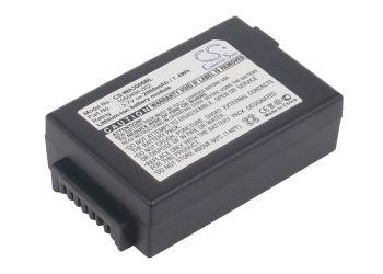 TEKLOGIX 7525 7525C 7527 WorkAbout Pro G2  2000mAh Replacement Battery