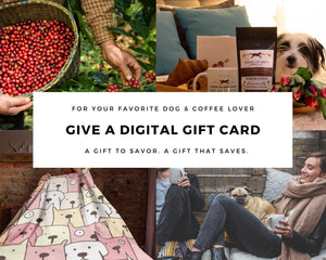 Budgie Lou Brew Coffee & Co Digital Gift Card