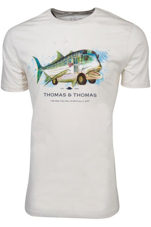 THOMAS & THOMAS GT BUS T-SHIRT