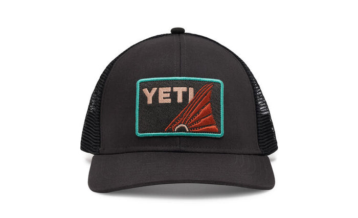 YETI REDFISH PATCH TRUCKER HAT