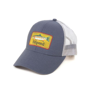 FISHPOND RAINBOW TROUT HAT