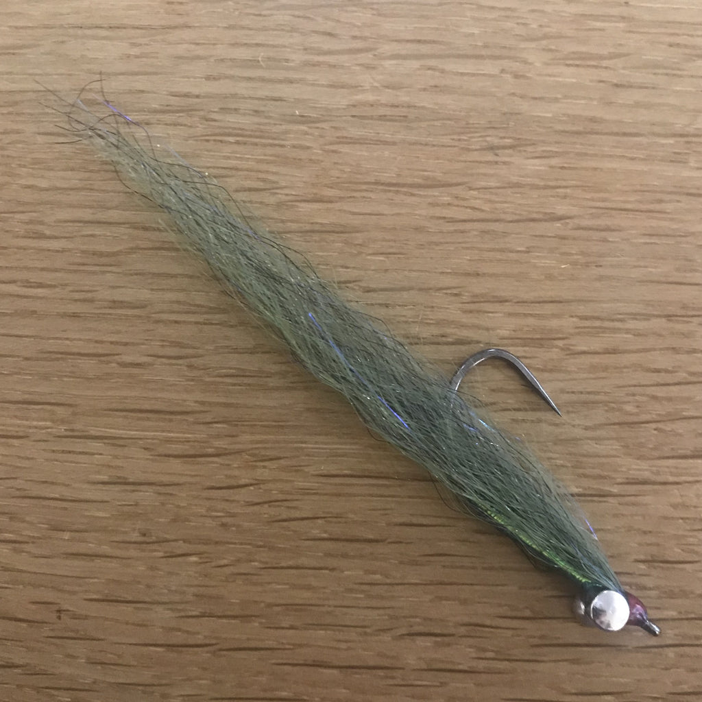 CUSTOM TIE TIGER BRUSH CLOUSER