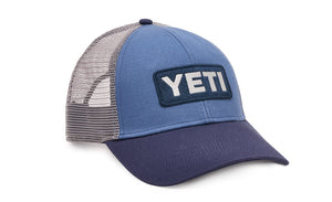 YETI TONAL BLUE TRUCKER HAT