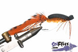 SCI FLIES BASS GURGLER 1PKT