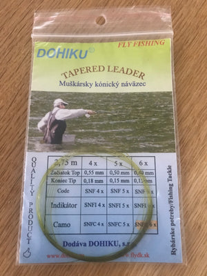 DOHIKU TAPERED LEADER