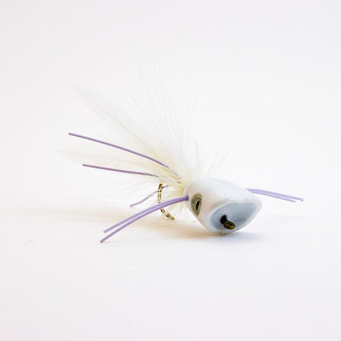 FLYMEN SURFACE SEDUCER DOUBLE BARREL POPPER BODIES
