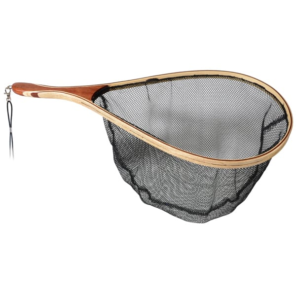 XPLORER DELUXE WOOD TROUT NET