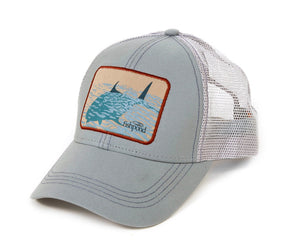 FISHPOND TAILING PERMIT HAT