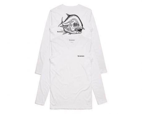SIMMS HACKETT PEN PERMIT TECH TEE