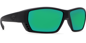 Costa Tuna Alley Polarized Sunglasses Green mirror