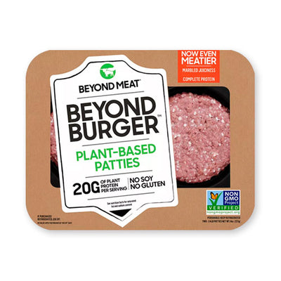 Beyond Meat The Beyond Burger 2.0