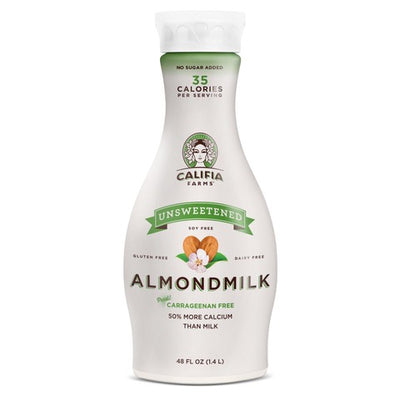 Califia Almond milk unsweetened