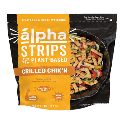 The alpha Chik'n Strips