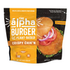 The alpha chik'n burger