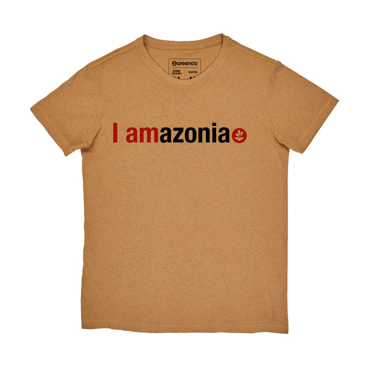 Recotton Men's T-shirt - I Amazonia