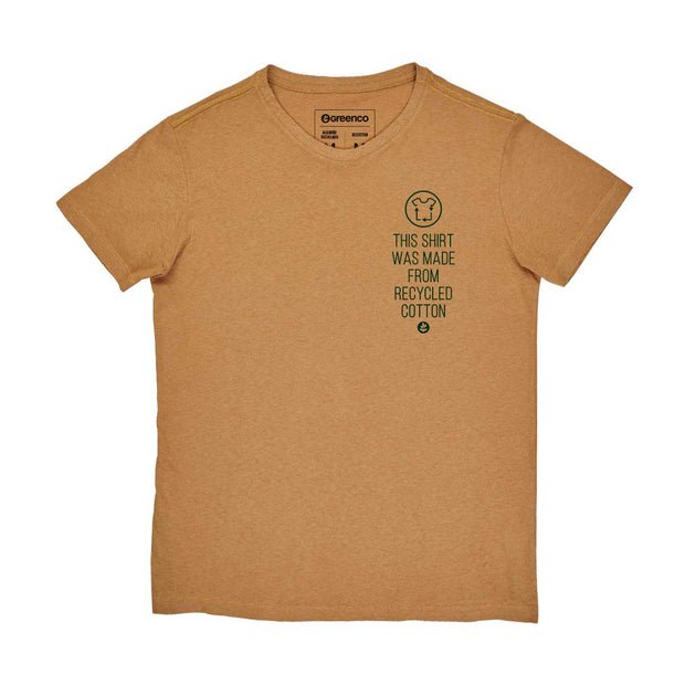 Recotton Men's T-shirt - Made From Recycled Cotton 2