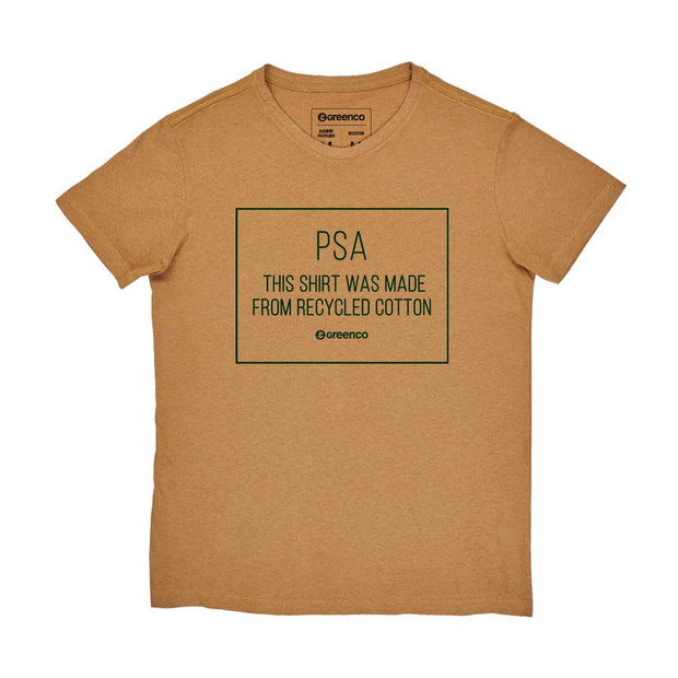 Recotton Men's T-shirt - Made From Recycled Cotton 3