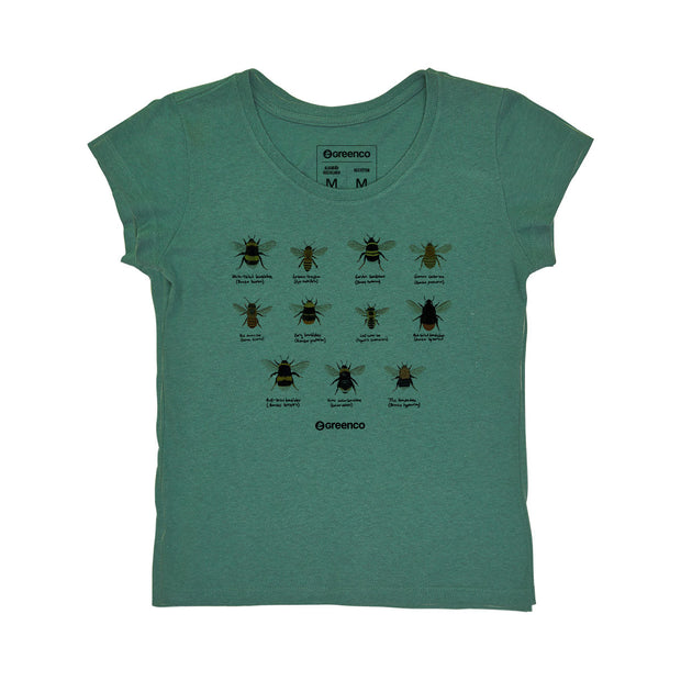 Recotton Women's T-shirt - Bees