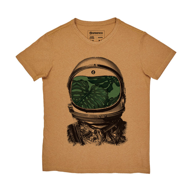 Recotton Men's T-shirt - Astronaut