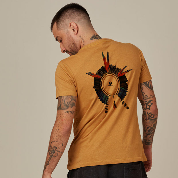Recotton Men's T-shirt - Headdress